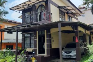 Villa Kota Bunga 3 kamar Tidur