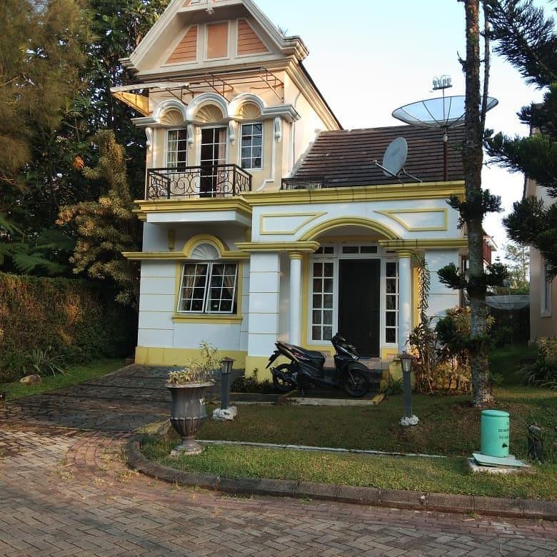 swa villa kota bunga puncak